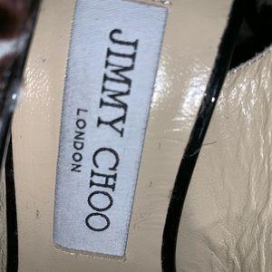 Jimmy Choo Shoes - Jimmy Choo Leopard-print Slingback Pumps